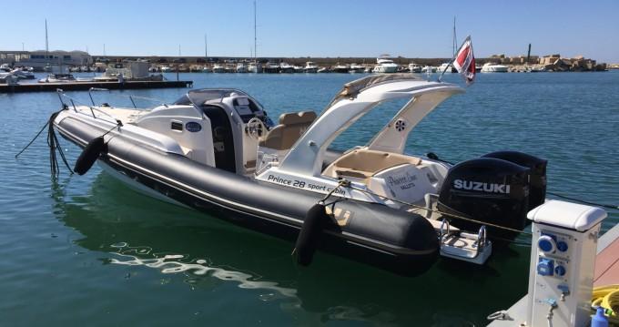 Location bateau Nuova Jolly Prince 28 Sport Cabine à Imsida sur Samboat
