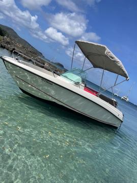 Location Bateau à moteur mirage boats  avec permis