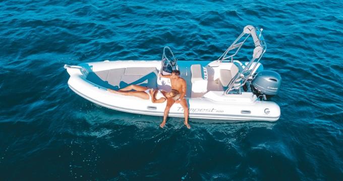 Location yacht à Palavas-les-Flots - Capelli Tempest 600 Open sur SamBoat