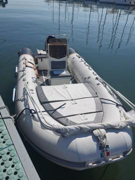 Louer Bateau à moteur avec ou sans skipper Zar à Sanremo