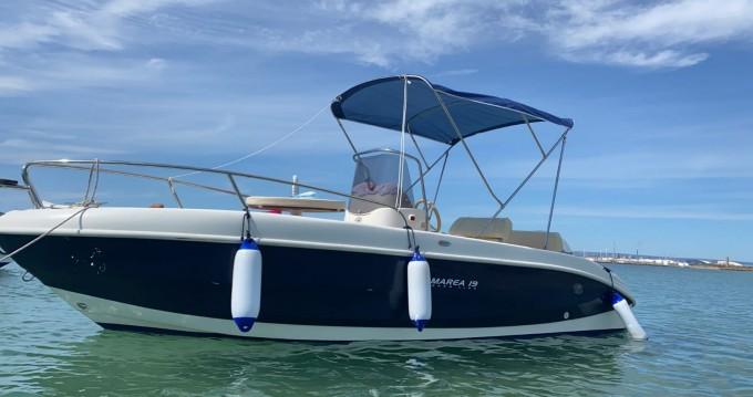 Location yacht à Sanremo - Emmemare Marea 19 sur SamBoat