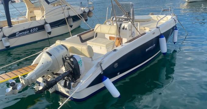 Location bateau Sanremo pas cher Marea 19