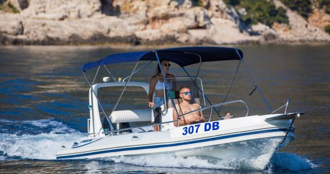Location bateau Salona Maestral 500 à Dubrovnik sur Samboat
