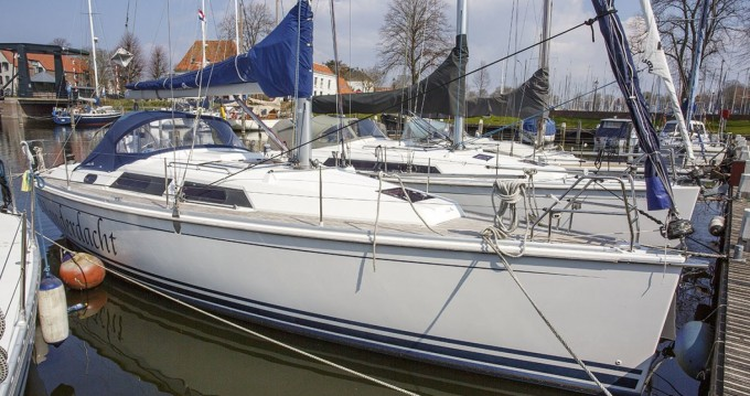 Location bateau Kortgene pas cher Hanse 355