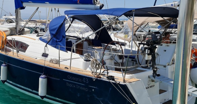 Location bateau Bénéteau Oceanis 43 à Baška Voda sur Samboat