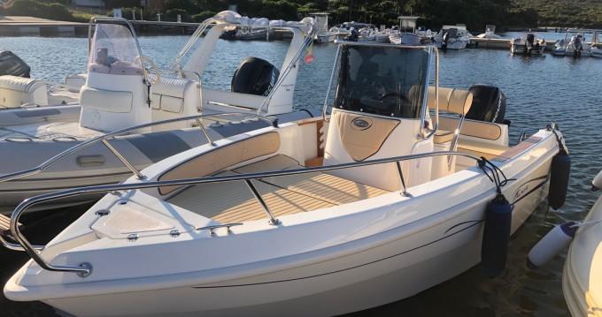 Location bateau Porto Pozzo pas cher 17 open