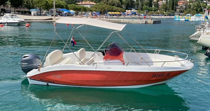 Location bateau Opatija pas cher Key Largo One