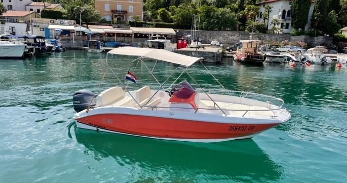 Location Bateau à moteur à Opatija - Sessa Marine Key Largo One