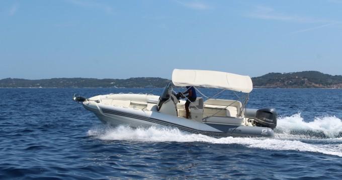Location bateau Zodiac N-ZO 760 à Sainte-Maxime sur Samboat