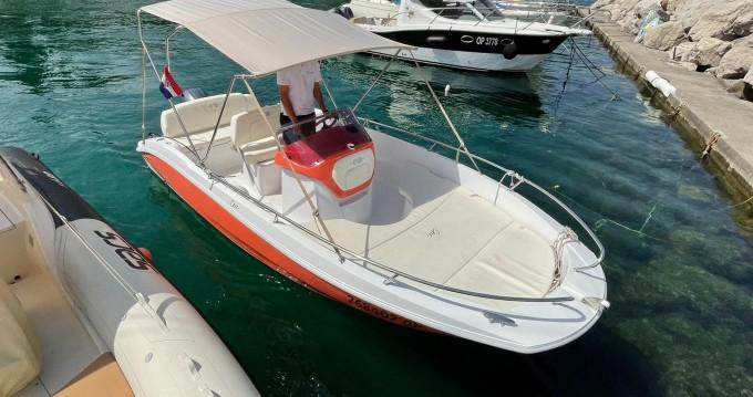 Louez un Sessa Marine Key Largo One à Opatija