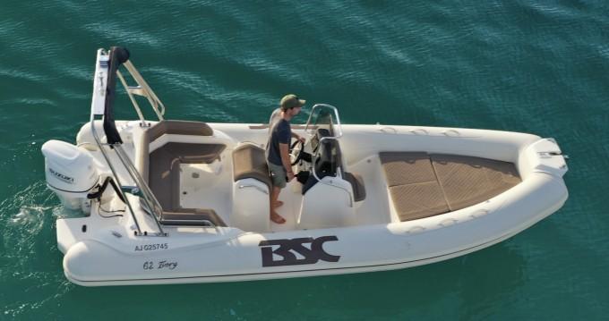 Location yacht à Ajaccio - Bsc BSC 62 sur SamBoat