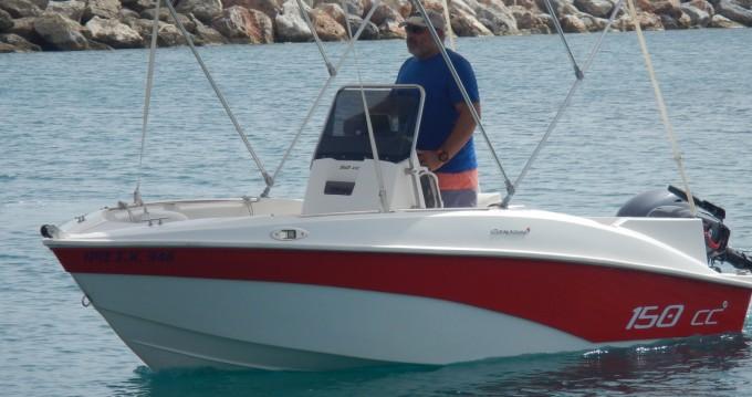 Location bateau Rib viper à Chania sur Samboat