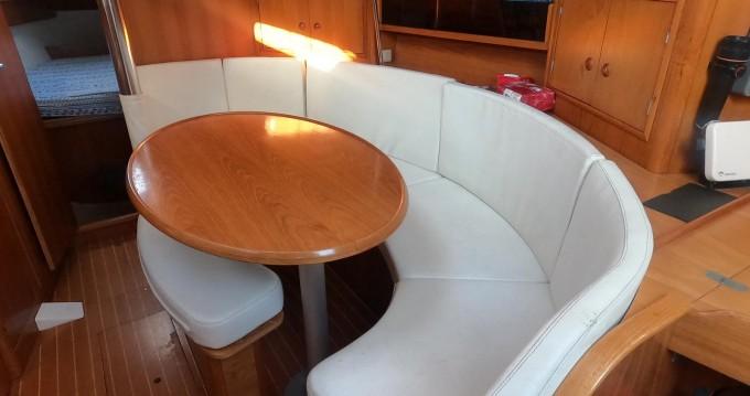 Location yacht à Saint-Raphaël - Jeanneau Sun Odyssey 34.2 sur SamBoat