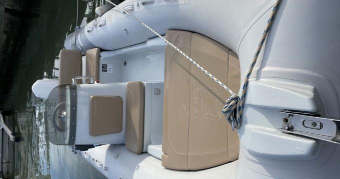 Location bateau Zodiac Medline 500 à Royan sur Samboat