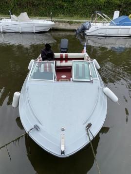 Location bateau Sea Ray Seville 16 à Cannes sur Samboat