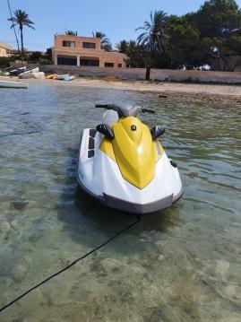 Louer Jet Ski avec ou sans skipper Yamaha à Formentera