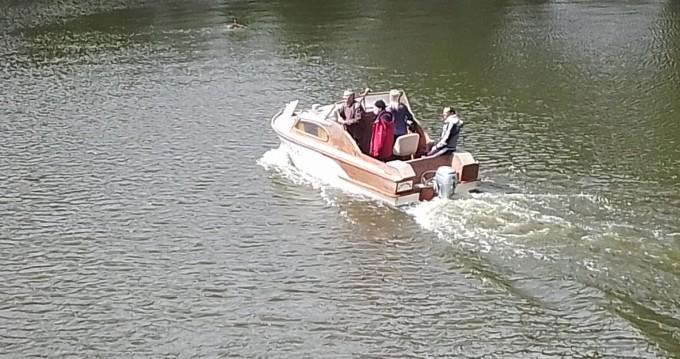 Location Bateau à moteur Smartboat avec permis