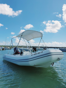 Location yacht à Formentera - Zodiac Cadet 390 sur SamBoat