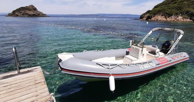 Location bateau Joker Boat Clubman 21 à Hyères sur Samboat