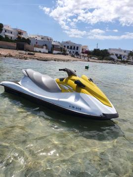 Yamaha YAMAHA VX1100 entre particuliers et professionnel à Formentera