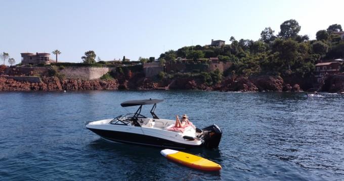 Location bateau Mandelieu-la-Napoule pas cher VR6 - BOWRIDER