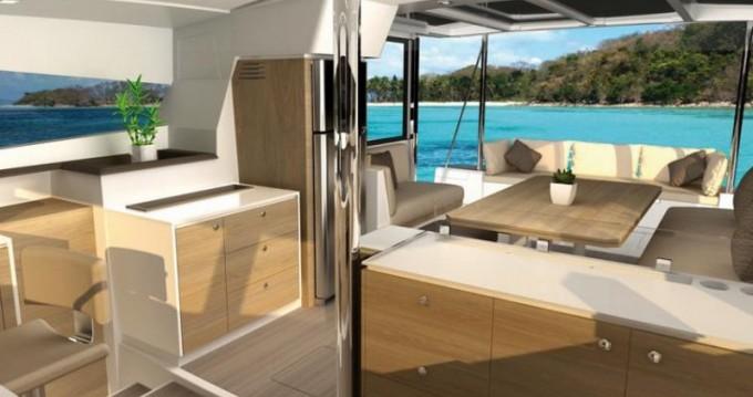 Louer Catamaran avec ou sans skipper Bali Catamarans à Ribishi