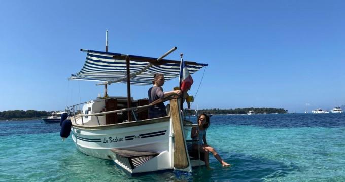 Location bateau Cannes pas cher Menorquin