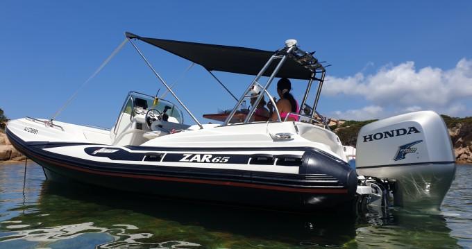 Location bateau Zar Zar 65 Suite à Propriano sur Samboat