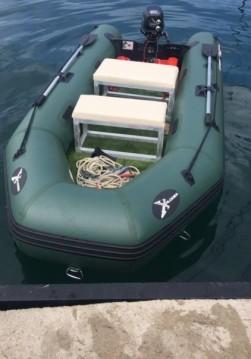 Location bateau Pointe-Rouge pas cher Alpha trooper