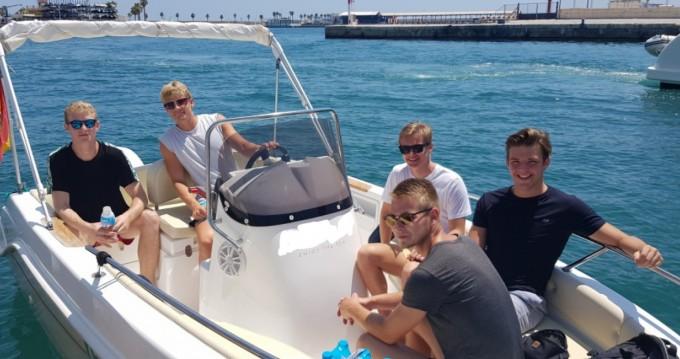 Louez un Marinello Fisherman 16 à Alicante