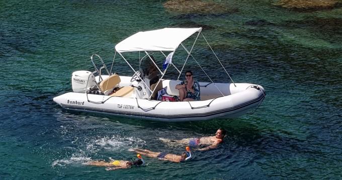 Location bateau Saint-Raphaël pas cher Sunrider 550 II