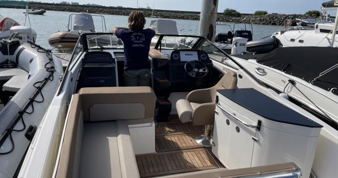 Quicksilver Activ 755 Cruiser entre particuliers et professionnel à Royan