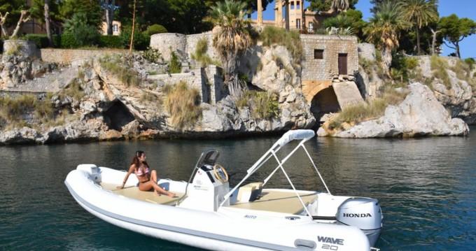 Location bateau Altamarea Wave 20 à Palerme sur Samboat
