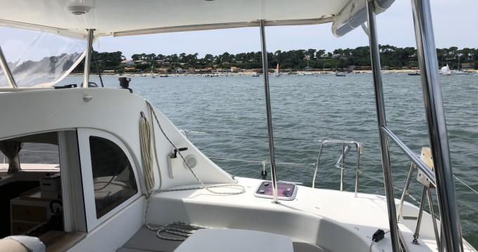 Louer Catamaran avec ou sans skipper Lagoon à Port d'Arcachon