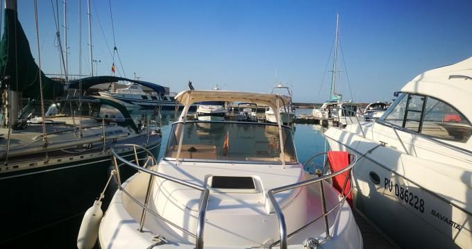 Location yacht à Benicarló - Faeton Faeton 730 Sport sur SamBoat