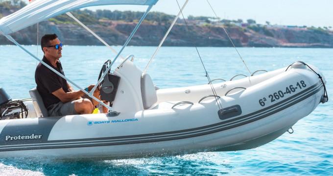 Protender 400 entre particuliers et professionnel à Palma de Majorque