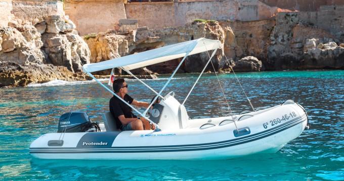 Location yacht à Palma de Majorque - Protender 400 sur SamBoat