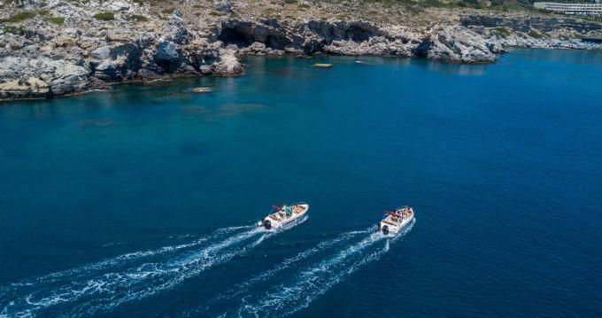 Location bateau Rhodes pas cher Paxos 170