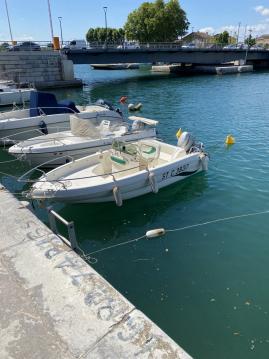 Location bateau Ta ma re Jaguar 5.20 à Sète sur Samboat