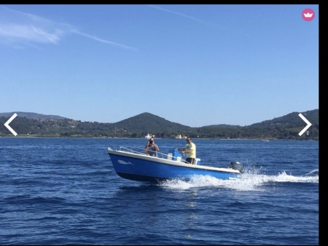 Location bateau Tuccoli Lancia à Portoferraio sur Samboat
