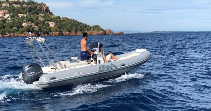 Location yacht à Mandelieu-la-Napoule - Bwa SPORT GT 19 sur SamBoat