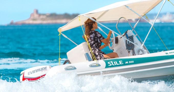 Louer Semi-rigide avec ou sans skipper Arimar à Palma de Majorque