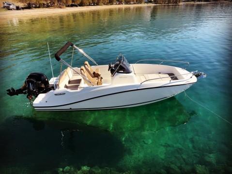 Location bateau Kotor pas cher Activ 605 Open