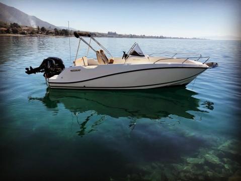 Location bateau Quicksilver Activ 605 Open à Kotor sur Samboat