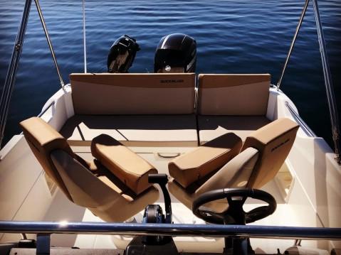 Louer Bateau à moteur avec ou sans skipper Quicksilver à Kotor