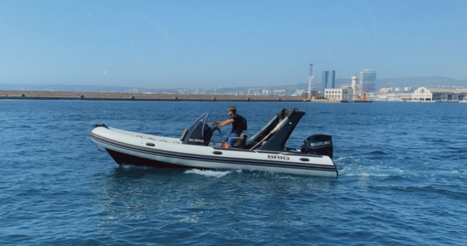 Semi-rigide à louer à Marseille au meilleur prix