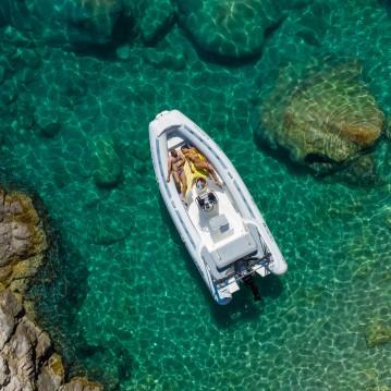 Location Semi-rigide à Dubrovnik - Master Master 660 OPEN