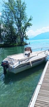 Location bateau Aquamar Vulcanissimo à Annecy sur Samboat