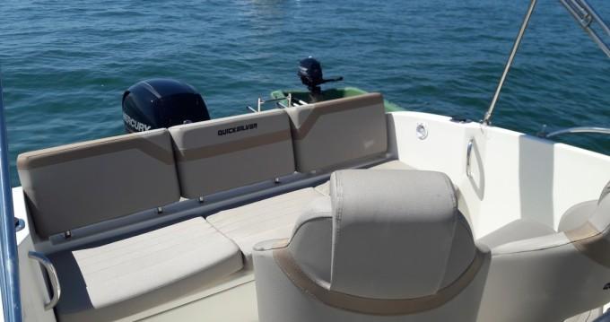 Location yacht à Andernos-les-Bains - Quicksilver Activ 675 Open sur SamBoat