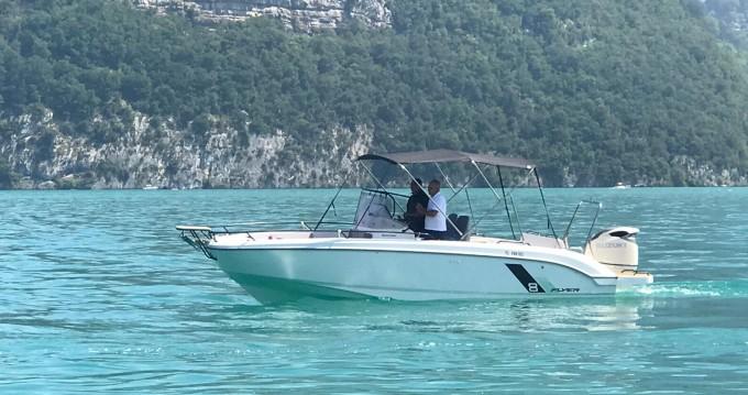 Location bateau Bénéteau Flyer 8 SPACEdeck à Saint-Jorioz sur Samboat